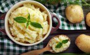 آشپزی پوره سیب زمینی