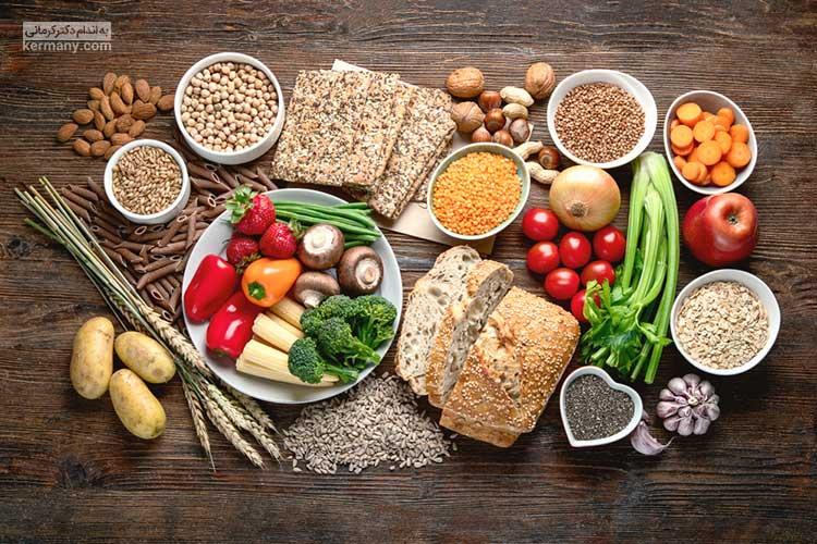 داشتن یک برنامه غذایی سالم برای کنترل شاخص توده بدنی ضروری است.