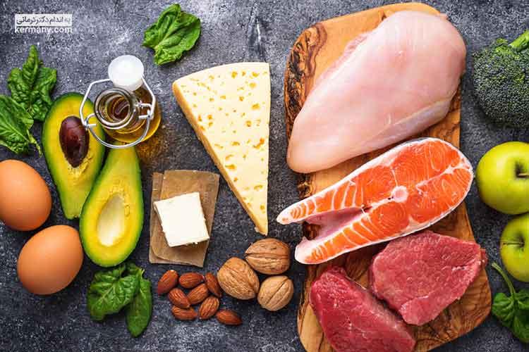 در رژیم کتوژنیک، برای بدنسازها و همچنین پروتیئینها، سهم بیشتری از کربوهیدراتها دارند