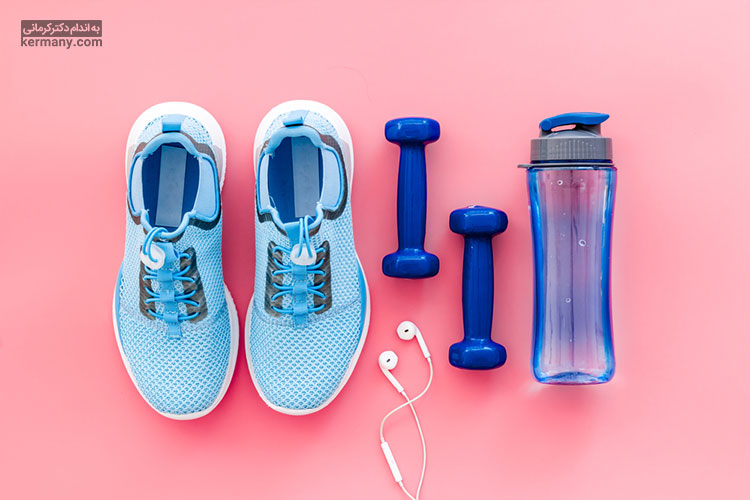 ورزش های قدرتی نیز در کنار ورزش های هوازی میتوانند به کاهش وزن اصولی و سالم کمک زیادی کنند.