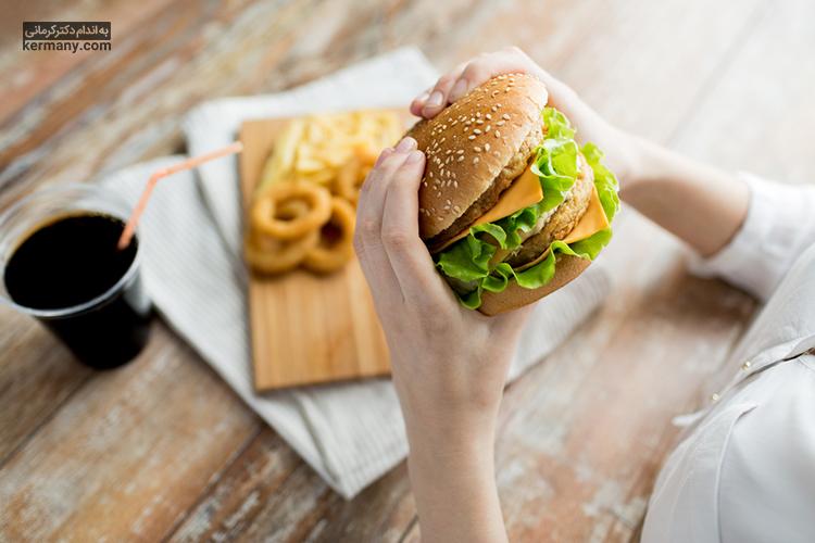 ارتباط بین مرگ و مصرف غذای خارج از خانه!