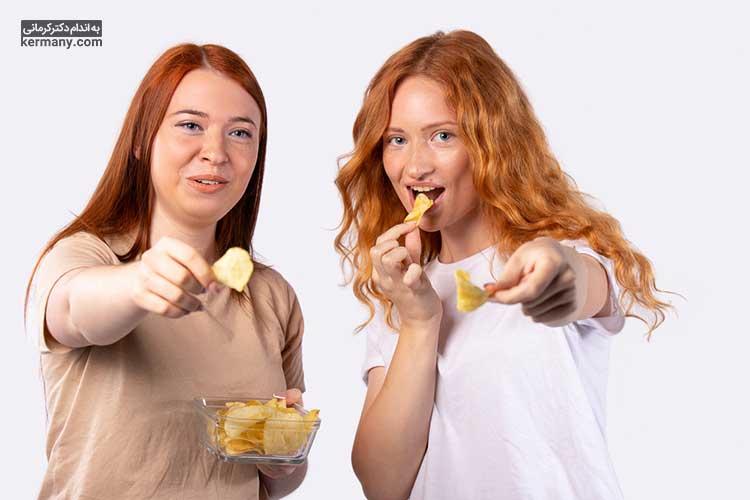 سوء تغذیه در کمین نوجوانان