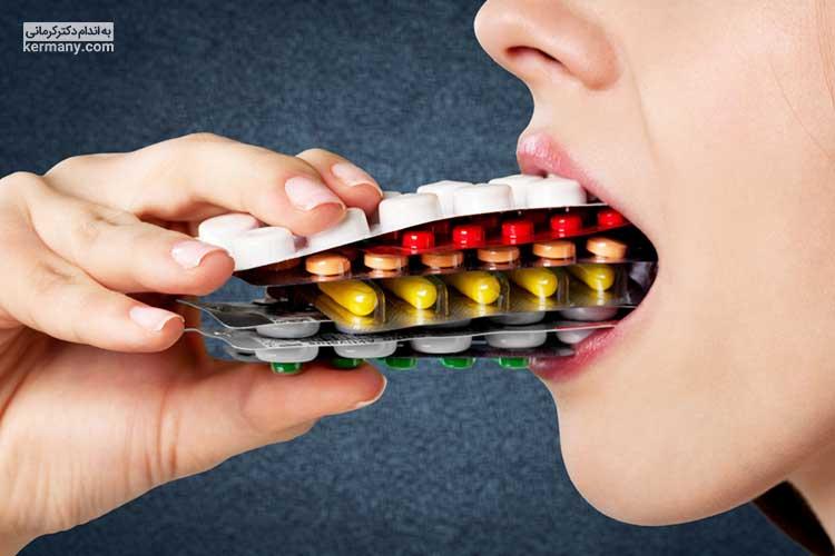 مصرف خودسرانه دارو در ایران