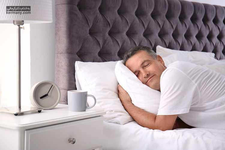 شب قبل از تزریق واکسن کرونا، خواب خوب و کافی داشته باشید.