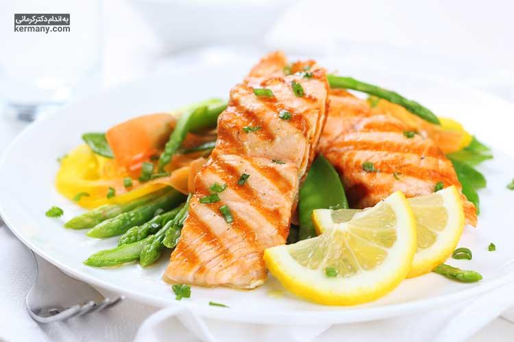 برنامه غذایی رژیم ساحل جنوبی میتواند به کاهش التهاب بدن و سلامت دستگاه قلب و عروق کمک کند.