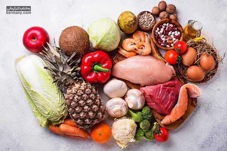 رژیم لاغری پگان توصیه میکند تا تنها از مواد غذایی موجود در طبیعت استفاده کنید تا به وزن مناسب برسید.