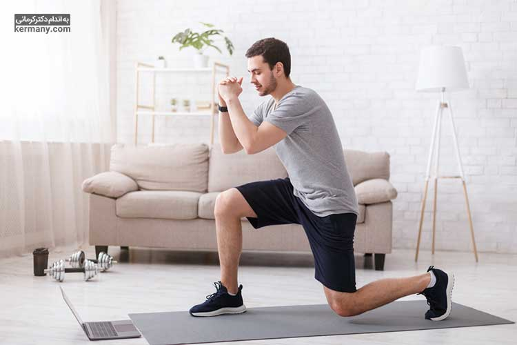 یکی از درمان های مقاومت به انسولین، انجام ورزش و آب کردن چربی های شکم است.