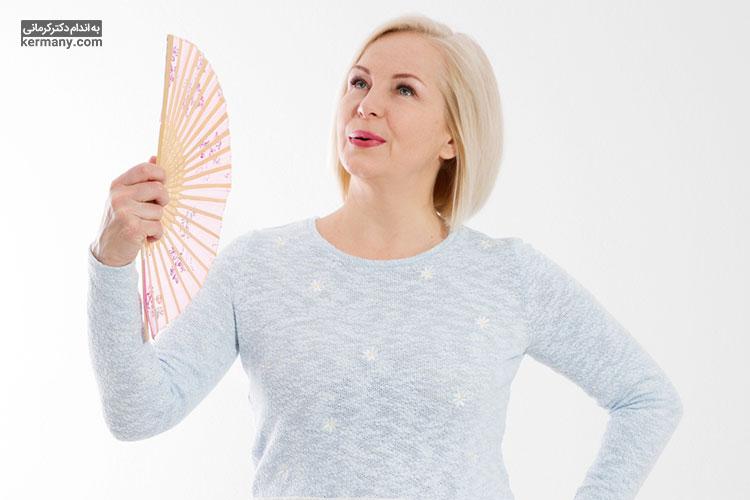 پس از یائسگی زنان دچار اختلالات هورمونی می شوند و یکی از عوارض آن، چاقی است.