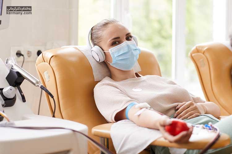 مقاومت به انسولین میتواند در اثر افزایش آهن موجود در خون ایجاد شود و اهداء خون میتواند به درمان این مشکل کمک کند.