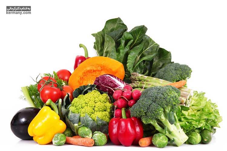 کمبود پتاسیم ناشی از عدم مصرف غذاها و خوراکی های مفید و متنوع است.