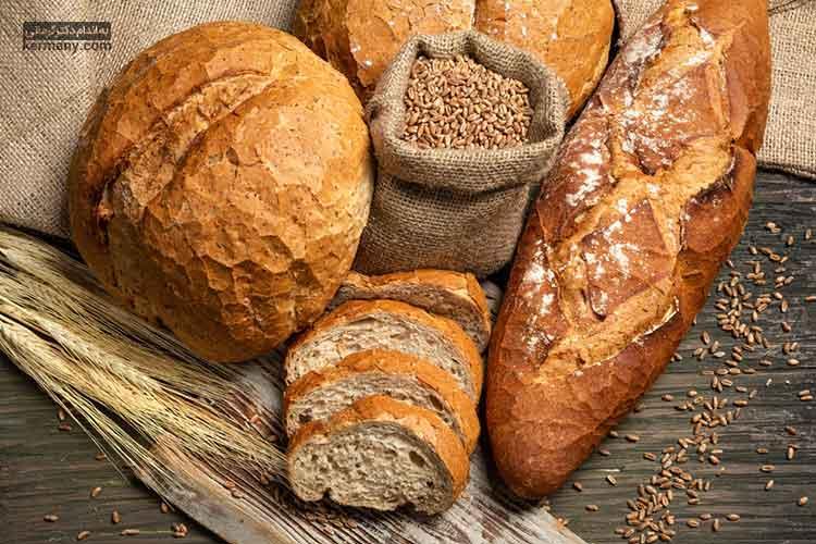 یکی از سوالات افرادی که رژیم گرفته اند این است که بهترین نان برای لاغری کدام است و کدام نان کالری کمتری دارد.