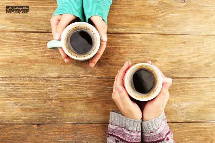 قرص قهوه  اثر کوتاه مدتی بر روی کاهش وزن و لاغری دارد